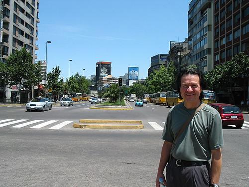 Avenida Providencia - Santiago