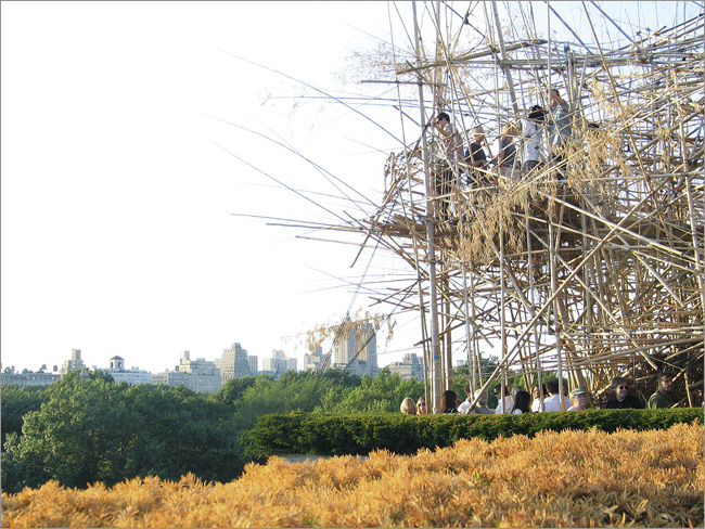 Big Bambu, the Met