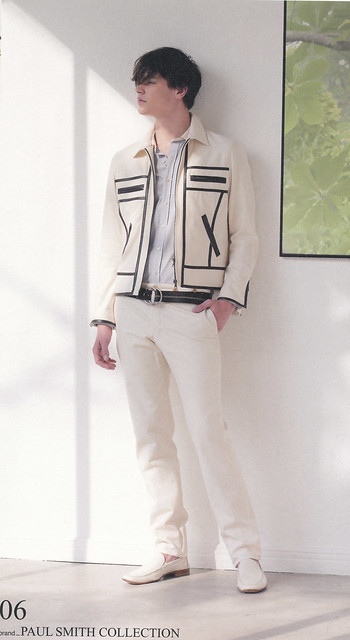 Jason Wilder0121(Isetan Spring2009 Catalog)
