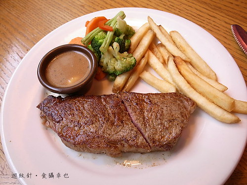 outback超值套餐紐約牛排主餐