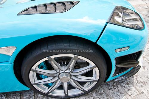 Koenigsegg CCXR Special Edition - London