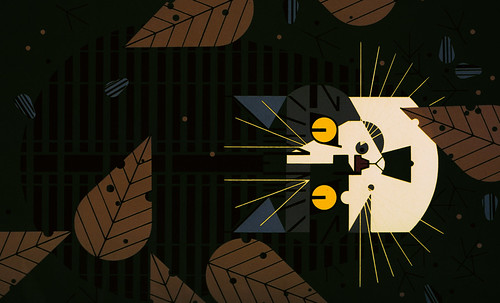 "Charley Harper • <a style=""font-size:0.8em;"" href=""https://www.flickr.com/photos/30735181@N00/4847693101/"" target=""_blank"">View on Flickr</a>"