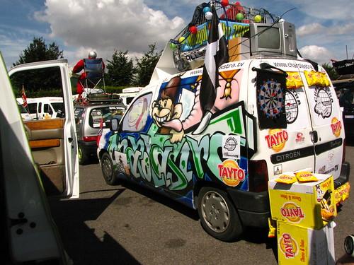 graffiticar