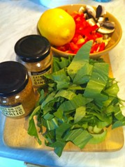 stir fry ingredients