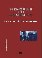 Memória do Concreto capa