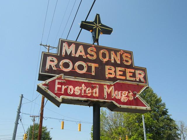 Mason's Root Beer