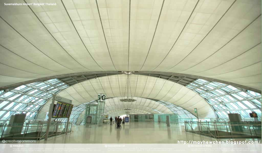 Suvarnabhumi Airport 19