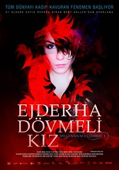 Ejderha Dövmeli Kız: Millennium Üçlemesi 1 - The Girl With The Dragon Tattoo (2010)