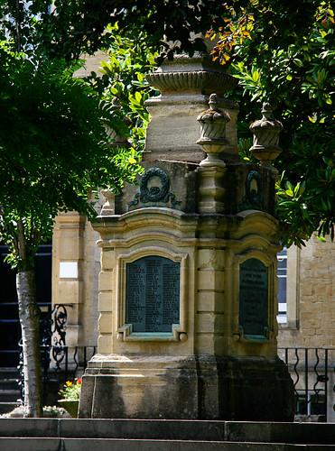 bradford memorial