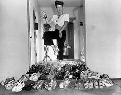 carmen miranda and shoes
