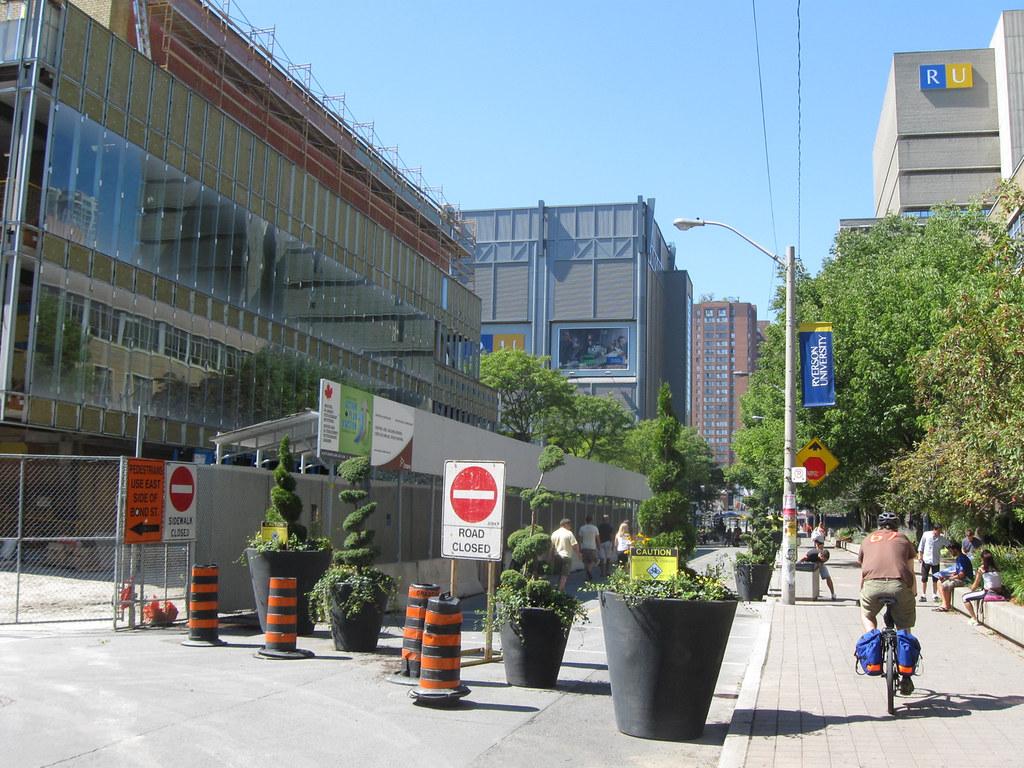 Gould Pedestrianized 1
