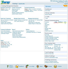 New TMS FirstPage
