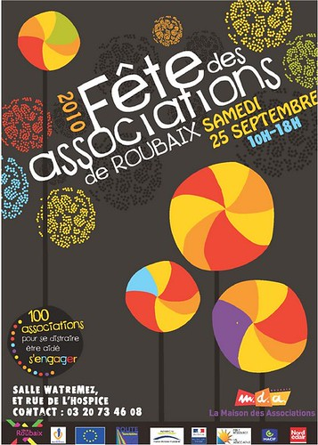 Affiche fete des assos 2010 light