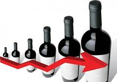 La exportación de vino sigue en alza aunque hay cambios por pérdida de competitividad