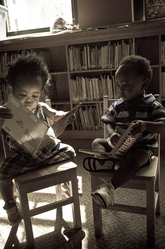 Very young readers
