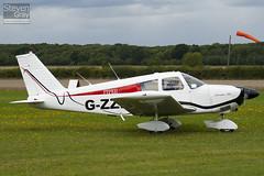 G-ZZIJ - 28-3639 - Private - Piper PA-28-180 Cherokee C - Little Gransden - 100829 - Steven Gray - IMG_3419