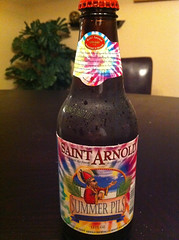 Saint Arnold Summer Pils Bottle