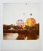 Polaroid : montgolfières