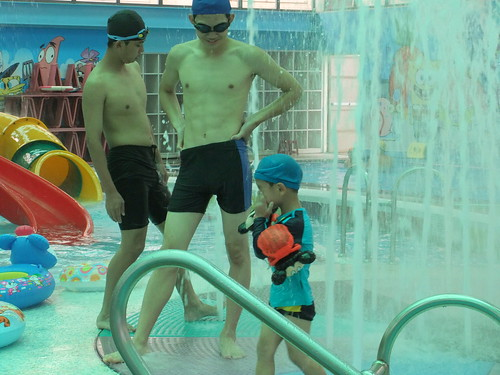 20100905中壢新天地泳池 093