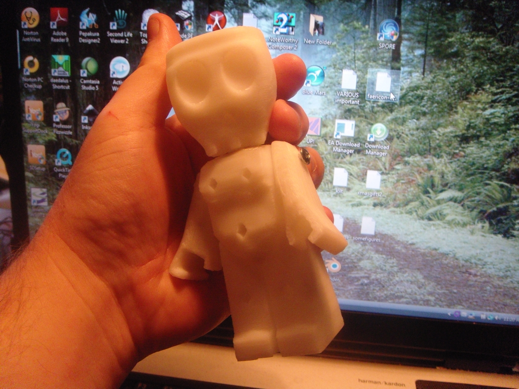Whoodoo Doll -
