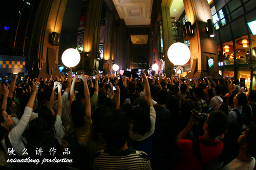 JJ 100 day Live Super Tour 2010 showcase 林俊杰100天2010大马签唱会