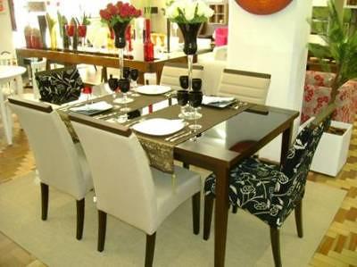 fotos de mesas para sala de jantar