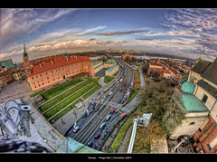 259/365 - HDR - PL.Warsaw.PragaView.@.1250x831.HQ.Frame (Pawel Tomaszewicz) Tags: camera new old city bridge sky fish eye colors clouds canon buildings river lens photography eos town photo high europe foto angle wide creative poland polska wideangle ps fisheye most capitol definition stare warsaw fotografia visla range hdr warszawa woda hdri wisa vistula aparat pawel pawe miasto kolory krzy rzeka starwka chmury stolica 3xp photomatix budynki greatphotographers warszawka 400d 1200x800 fotografowie polscy tomaszewicz paweltomaszewicz tomaszpluk