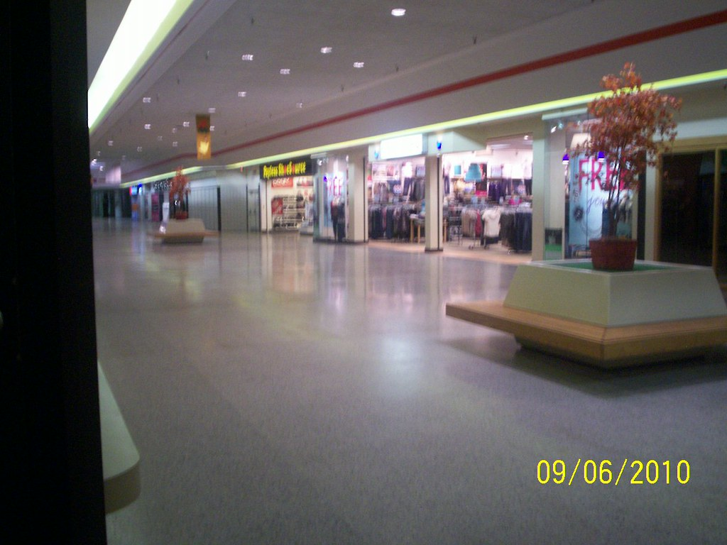 Alpena Mall, north wing