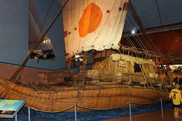 Kon Tiki Museum, Oslo
