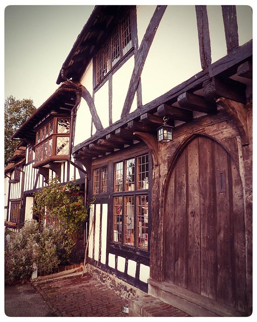 Chilham ~ tudor town square
