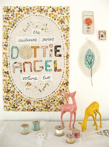 the suitcase series featuring dottie angel