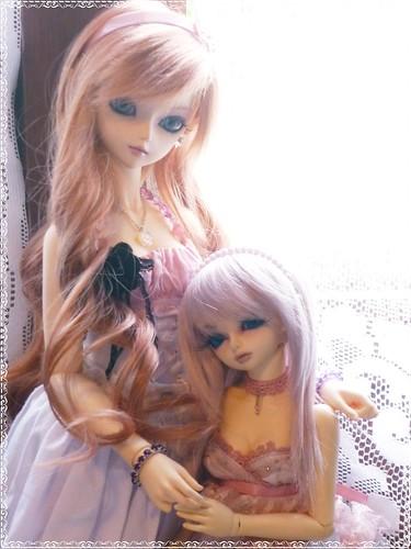 ♪♫ ♪NEW Ellana Pink Tan Cerisedoll - p6 4967949803_d3b4ffc43f
