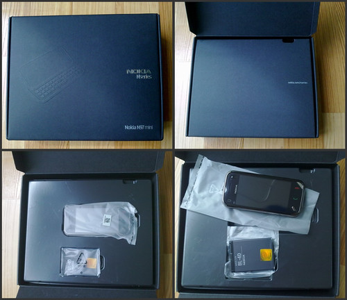 N97 Mini 2010