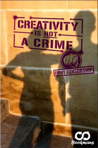 Creativity is not a crime!