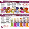 Small Handy Jar