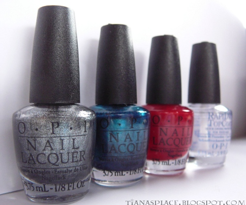 OPI Swiss collection minis #2