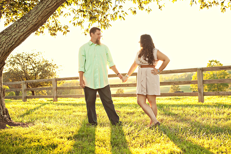 Beth and Floyd Engagement