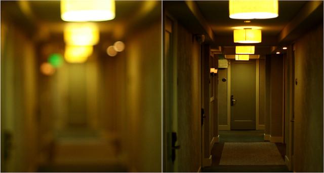 hotel hallways