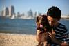 Coronado jake and Indi (David Arias Photography) Tags: dog dogs freedom guitar flash indi