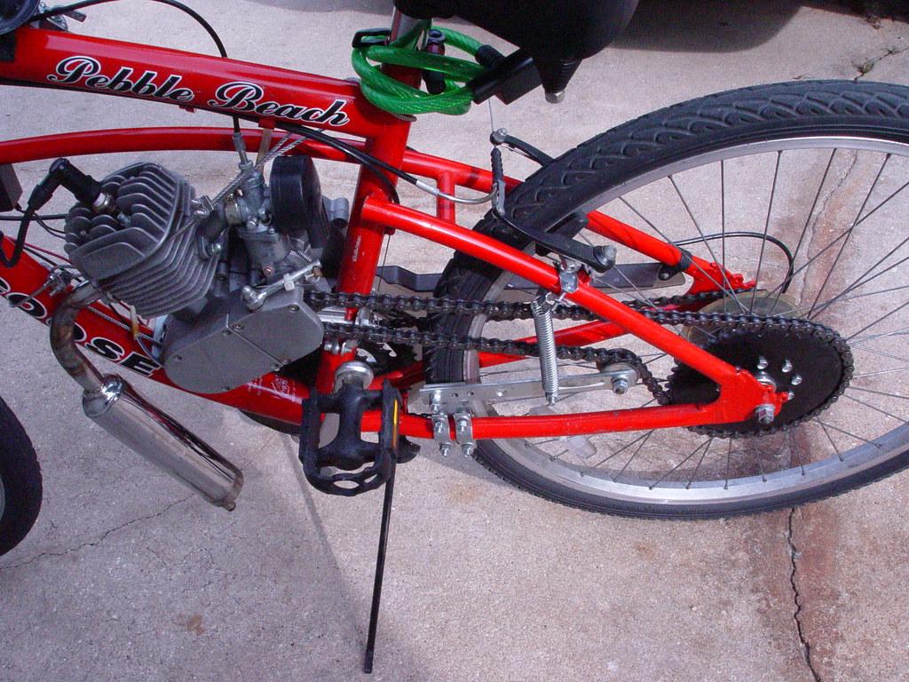 Motor chain setup