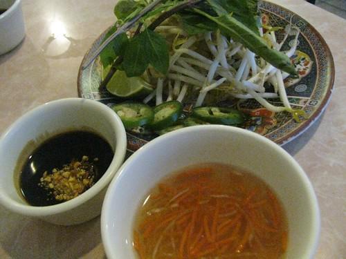 soup toppings Davang in Phoenix