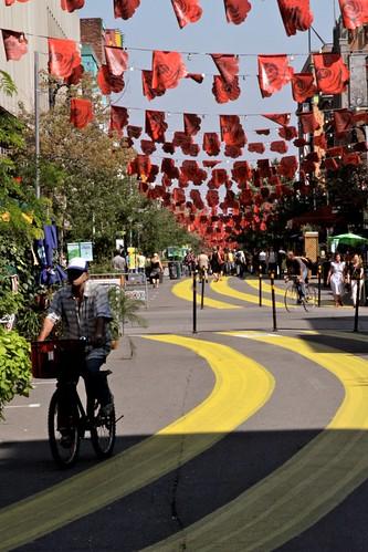 Bike Path By Dr.Seus