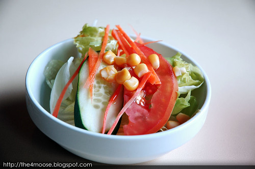 Curry Favor - Salad