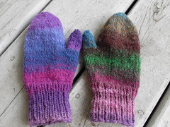 Mittens for Trinity