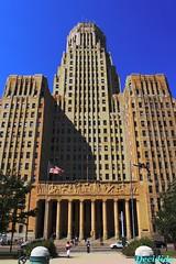 Buffalo's City Hall...