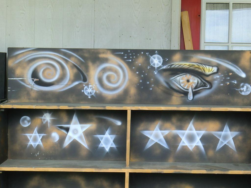 Swirly Eyes and Stars