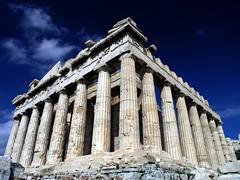 Parthenon (Soupmeister) Tags: gimp athens parthenon polarizer acropolis polariser
