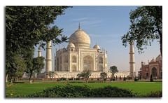 Farewell Taj Mahal