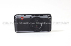 Leica X1 - iPhone 4 Skin Sticker Decal