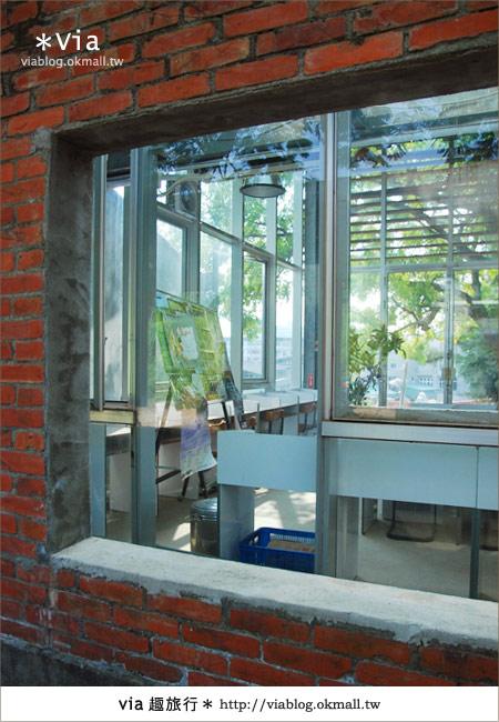 【彰化】彰化藝術高中~教室與森林結合的美麗校區24
